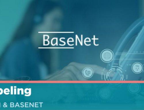 Xelion heeft koppeling met BaseNet